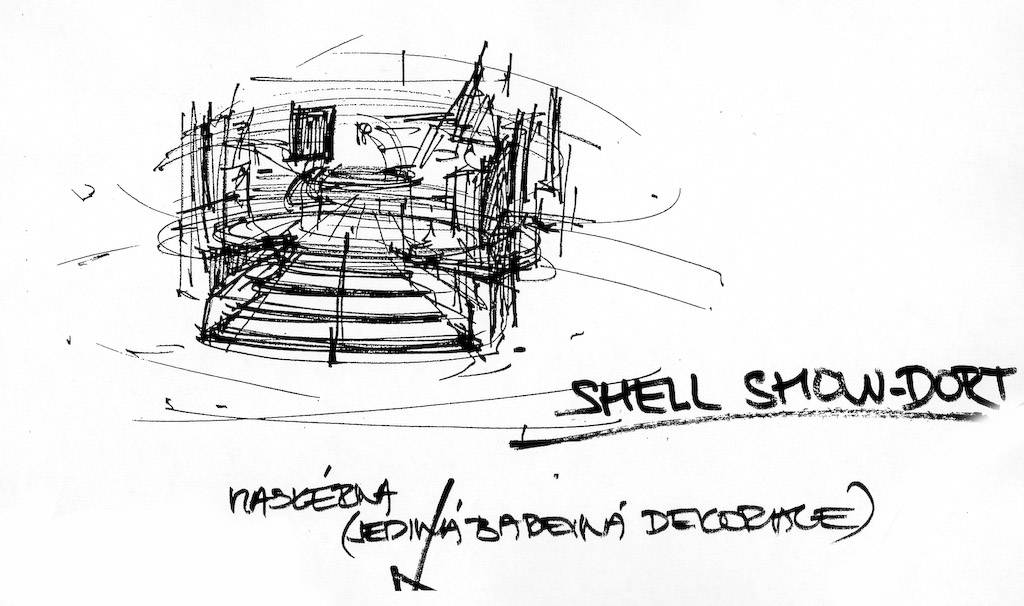 Shell Show by Jan Kadlec