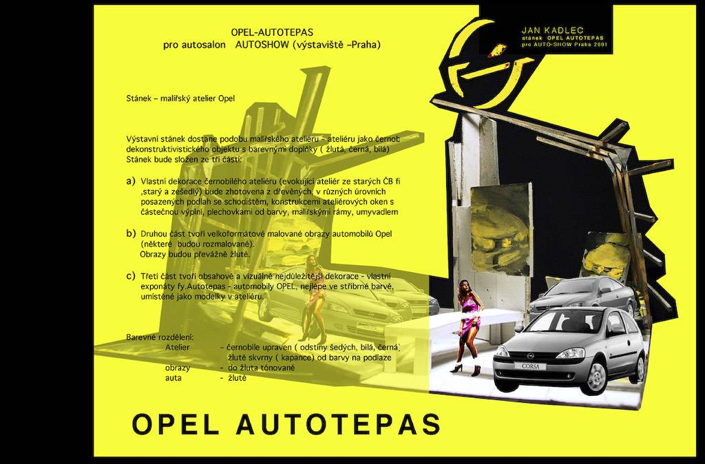 Opel by Jan Kadlec
