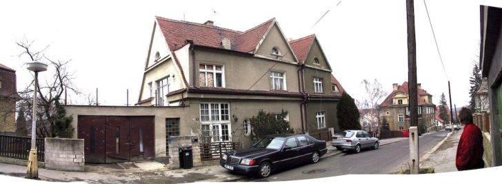 Teplice villa by Jan Kadlec