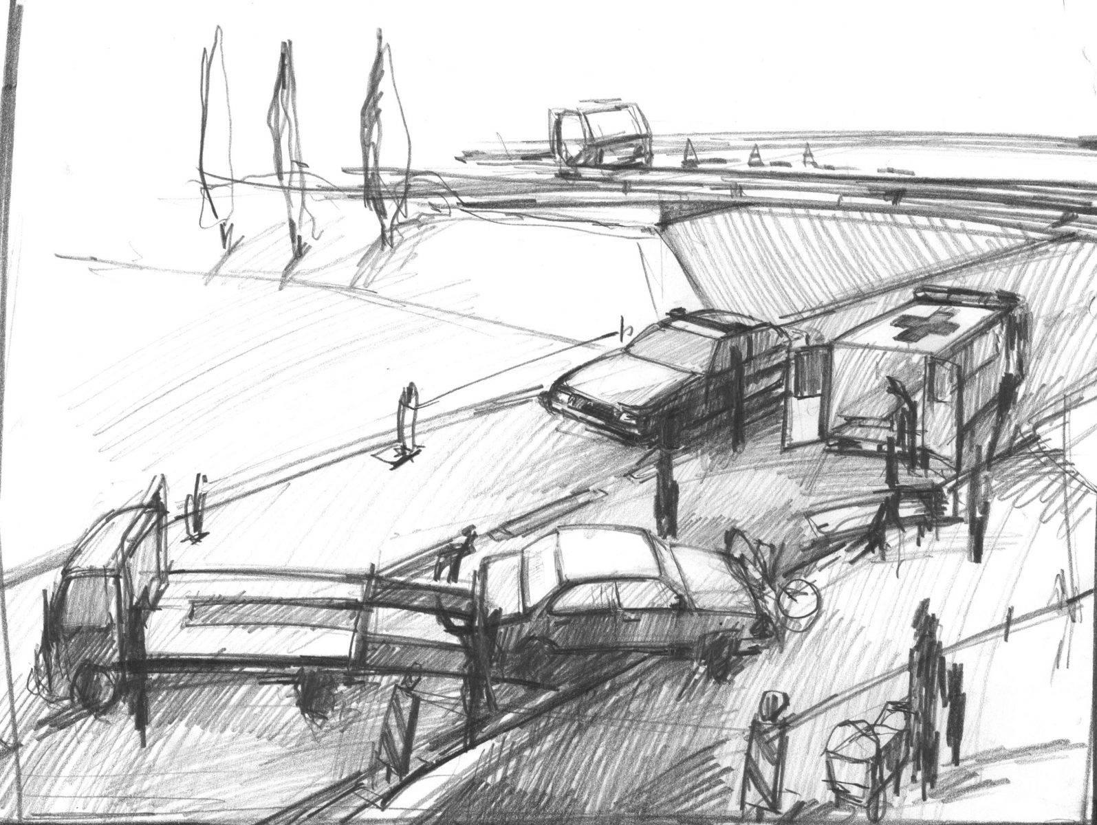 Esplanada by Jan Kadlec