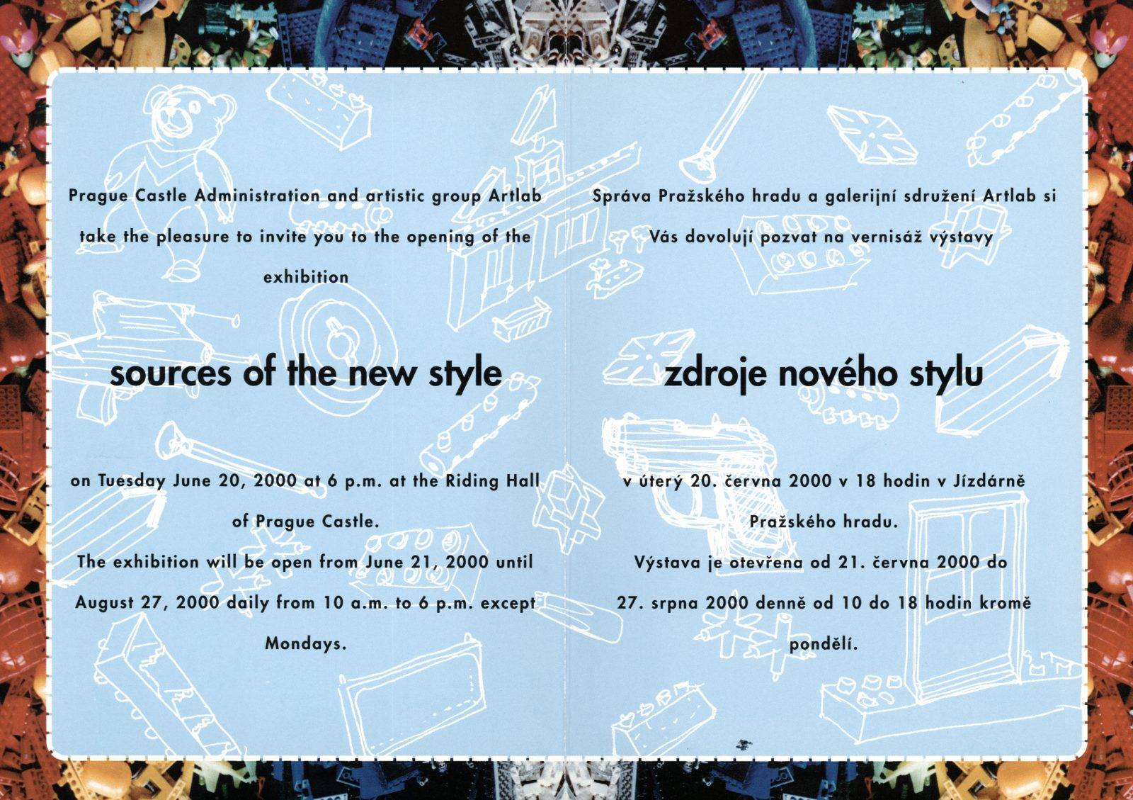 Zdroje nového stylu by Jan Kadlec