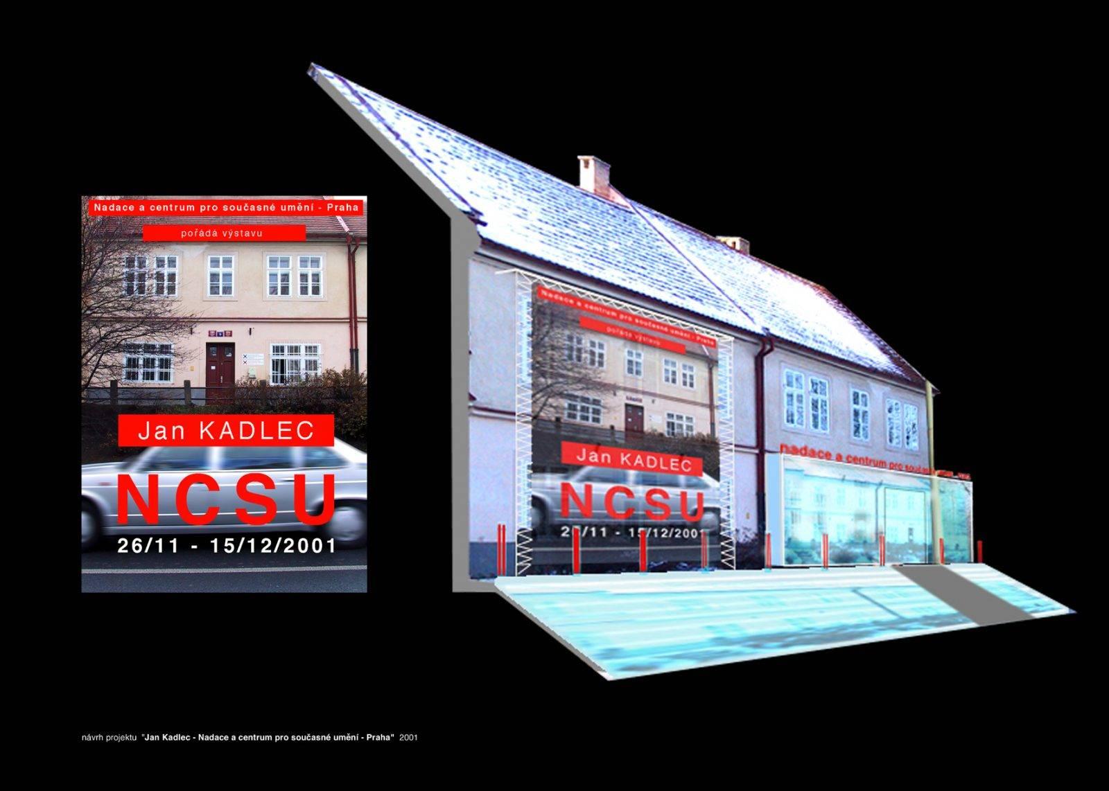 NCSU by Jan Kadlec