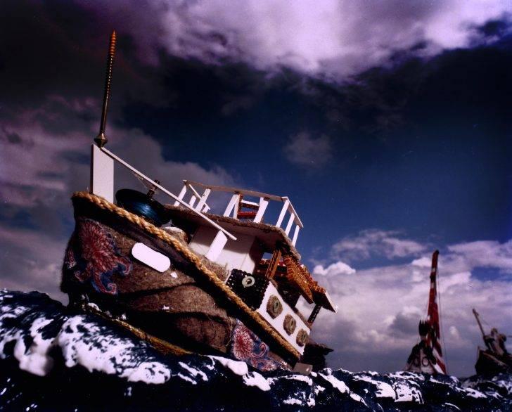 Albanian Escape by Jan Kadlec