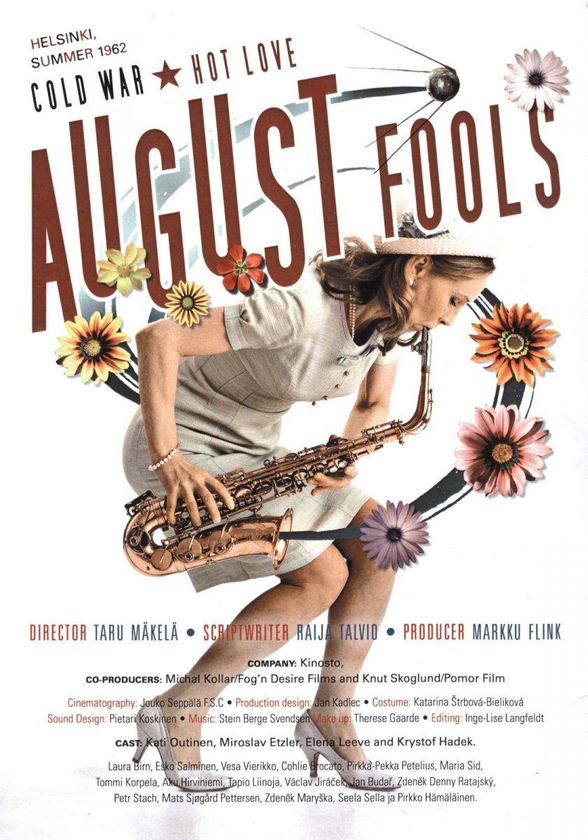 August Fools by Jan Kadlec