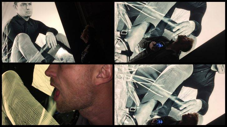 Blue Shadows Music Video by Jan Kadlec